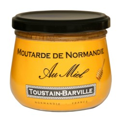 Moutarde de Normandie au Miel