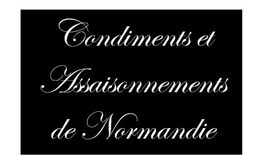 Condiments et assaisonnements de Normandie